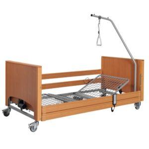 łóżko rehabilitacyjne elbur pb 337 niskie