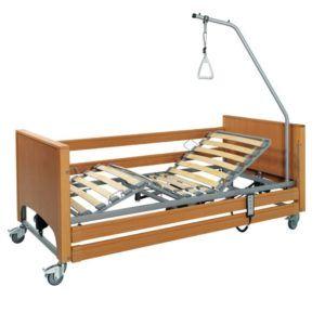 łóżko rehabilitacyjne elbur pb 331