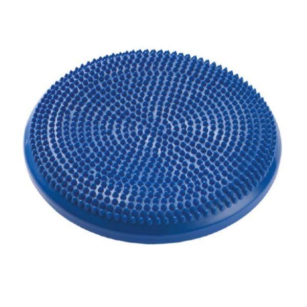 dynamiczna poduszka niebieska