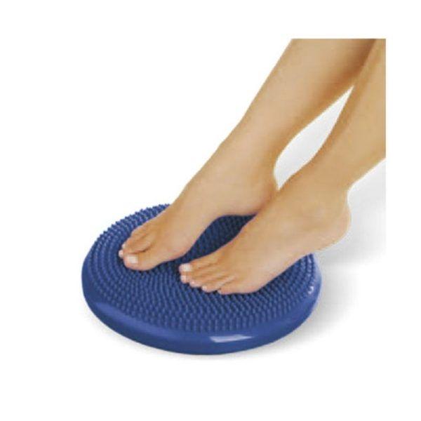 dynamiczna poduszka niebieska na stopy