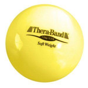 mała piłka lekarska 1 kg thera band