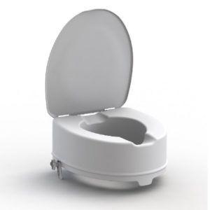 nakładka toaletowa z klapą 15 cm