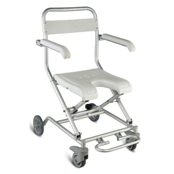 wózek prysznicowy transportowy